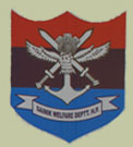 Sainik Welfare Department Logo